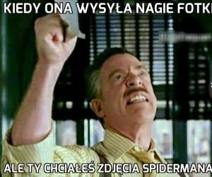 Liczy się tylko Spiderman