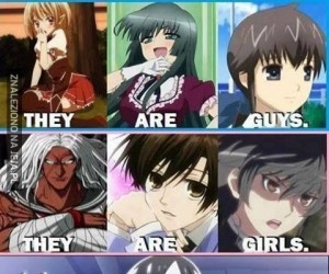 Gdy próbuję wytłumaczyć coś o anime koledze