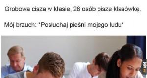 Brzuchu, pls...