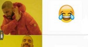 Emotki vs xD