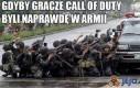 Gdyby gracze Call of Duty...