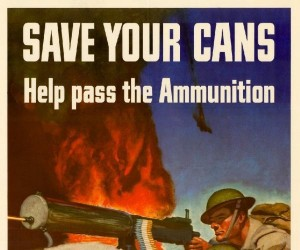 Przygotuj puszki do wojny