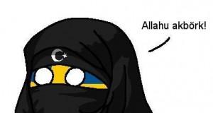 Szwecja się zmienia...