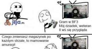 Gra z dziadkiem