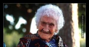 Najstarszą osobą w dziejach była Francuzka, która zmarła w 1997 roku w wieku 122 lat