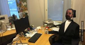 Witam w moim biurze