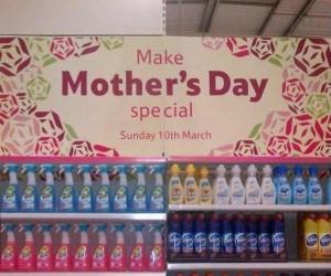 Promocje na Dzień Matki