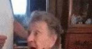 Wszystkiego najlepszego, babciu!