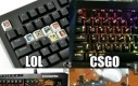 Uwielbiam spersonalizowane klawiatury