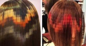 Pikselowe fryzury