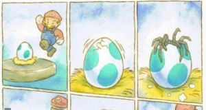 Obcy kontra Mario