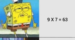 A Ty jak mnożysz przez 9?