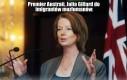 Premier Australii, Julia Gillard do imigrantów muzułmanów...
