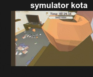 Symulator kota (link do gry w opisie)