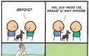 Uwaga, zły pies