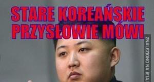 Kompilacja koreańskich przysłów