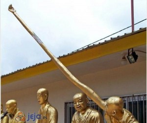 Posąg Dhalsima