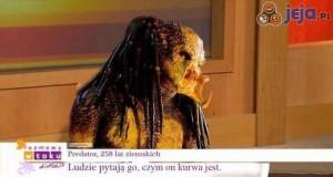 Predator i jego problemy