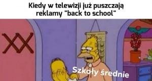 Nikt nie lubi szkoły, oprócz kujonów
