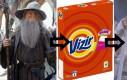Gandalf szary i w Vizirze wyprany