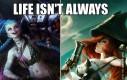 Życie nie zawsze jest fair