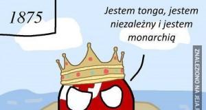 Samotny monarcha