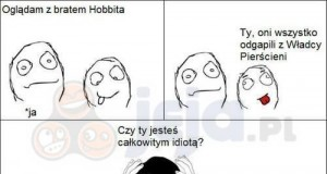 Hobbit to zrzynka!
