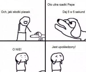 Upośledzony Pepe
