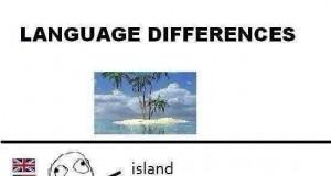 Wyspa w rożnych językach