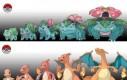 Gdyby Pokemony ewoluowały stopniowo
