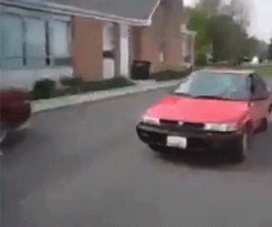 Tak to i ja mogę parkować!