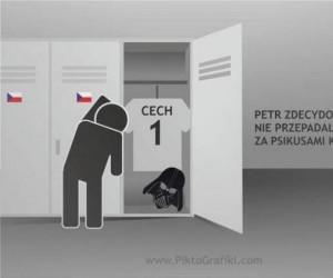 Żarty reprezentacji Czech