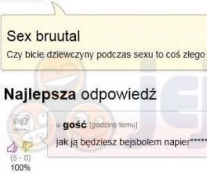 Brutalny seks