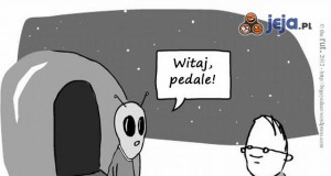 Grum, przyjazny kosmita