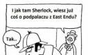 Sherlock Holmes i nikczemny podpalacz