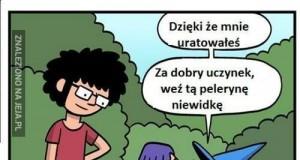 Peleryna-niewidka