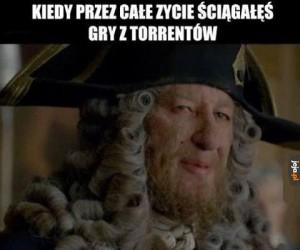 Człowieka z piractwa wyrwać się da, ale...