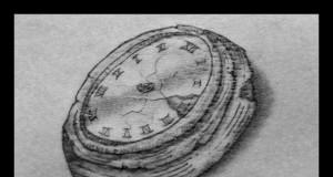 Zegar bez wskazówek