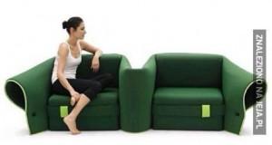 Wielofunkcyjna sofa
