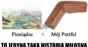 Pieniądze + Mój portfel