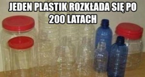 Są dwa rodzaje plastików