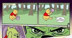 Kubuś Hulk Puchatek