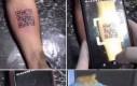 Tatuaż powinien coś znaczyć