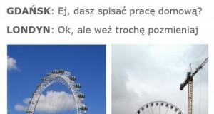 Ach, ten Gdańsk...