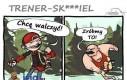 Trener-sk***iel w świecie Pokemon
