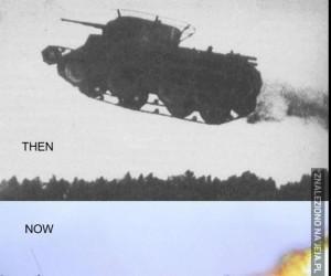 Rosyjskie czołgi - mało się zmieniło
