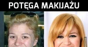 Makijaż to ma jednak moc!
