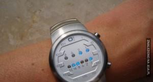Zegarek informatyka