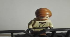 Kultowa scena odtworzona z Lego