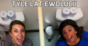 Tyle lat ewolucji